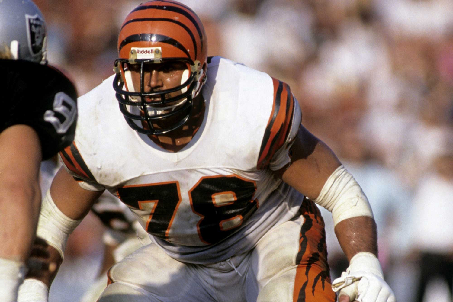 36274b9db07 When NFL Hall of Famer Anthony Munoz was drafted by the Cincinnati Bengals  as the 3rd overall pick in 1980, he was regarded as one of the most  intimidating ...