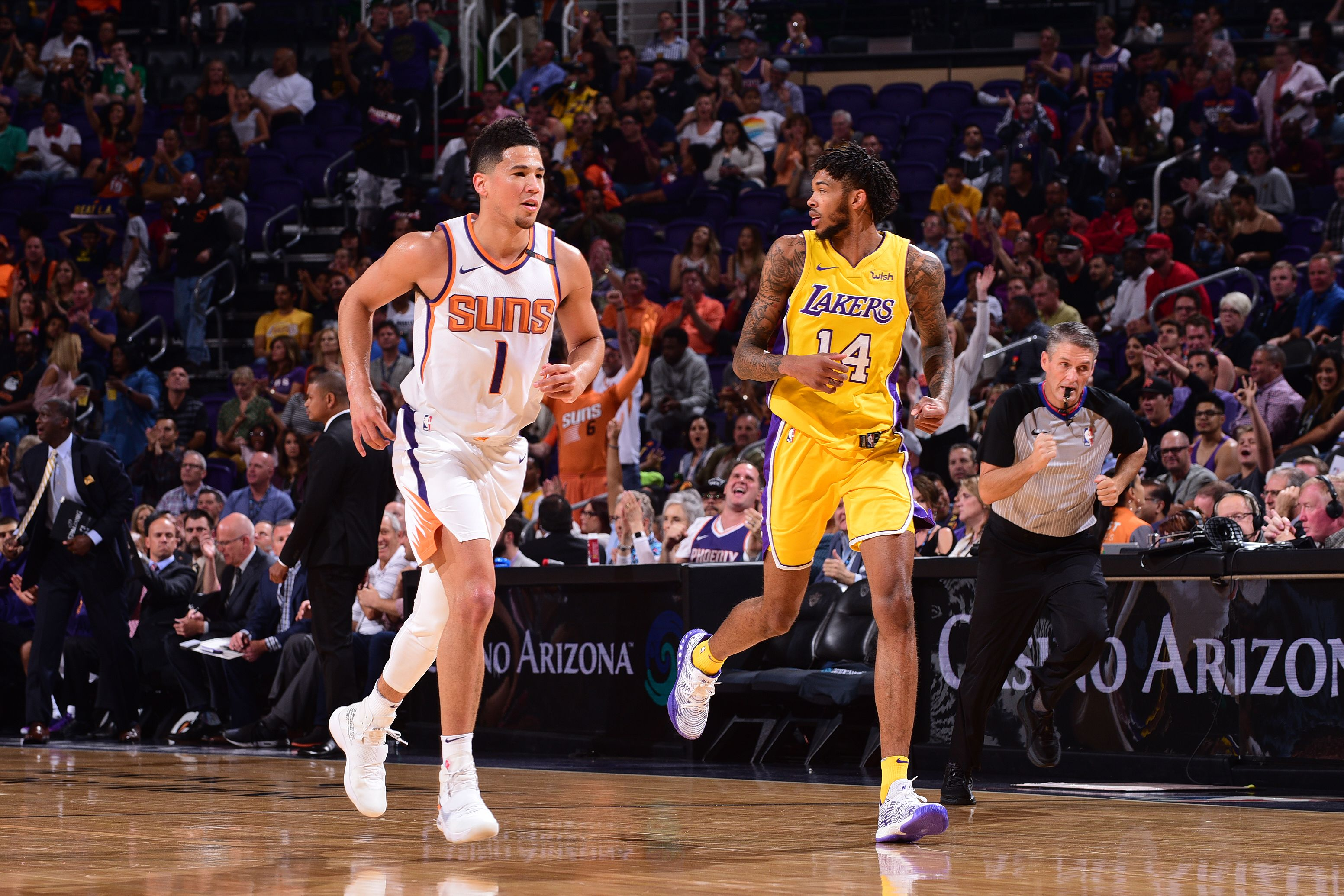 Lakers and Suns Preview 12 2 – Back Sports Page a7f2bfc60