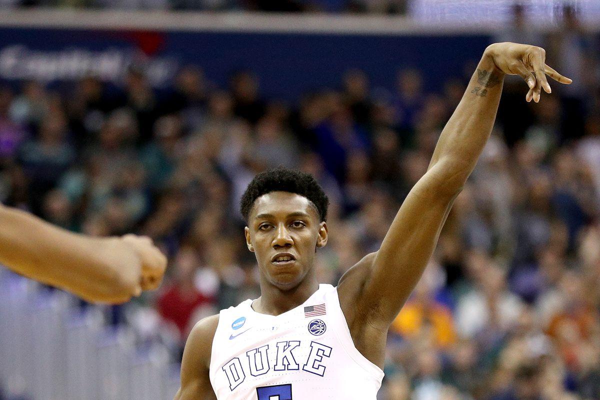 Knicks 2019 NBA Draft: RJ Barrett – Back Sports Page