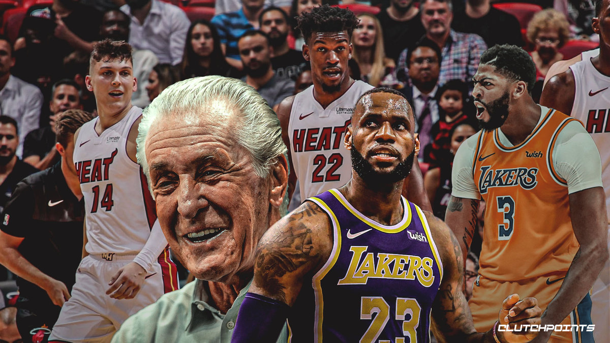 The 2020 Nba Finals Are Set Lakers Heat Back Sports Page