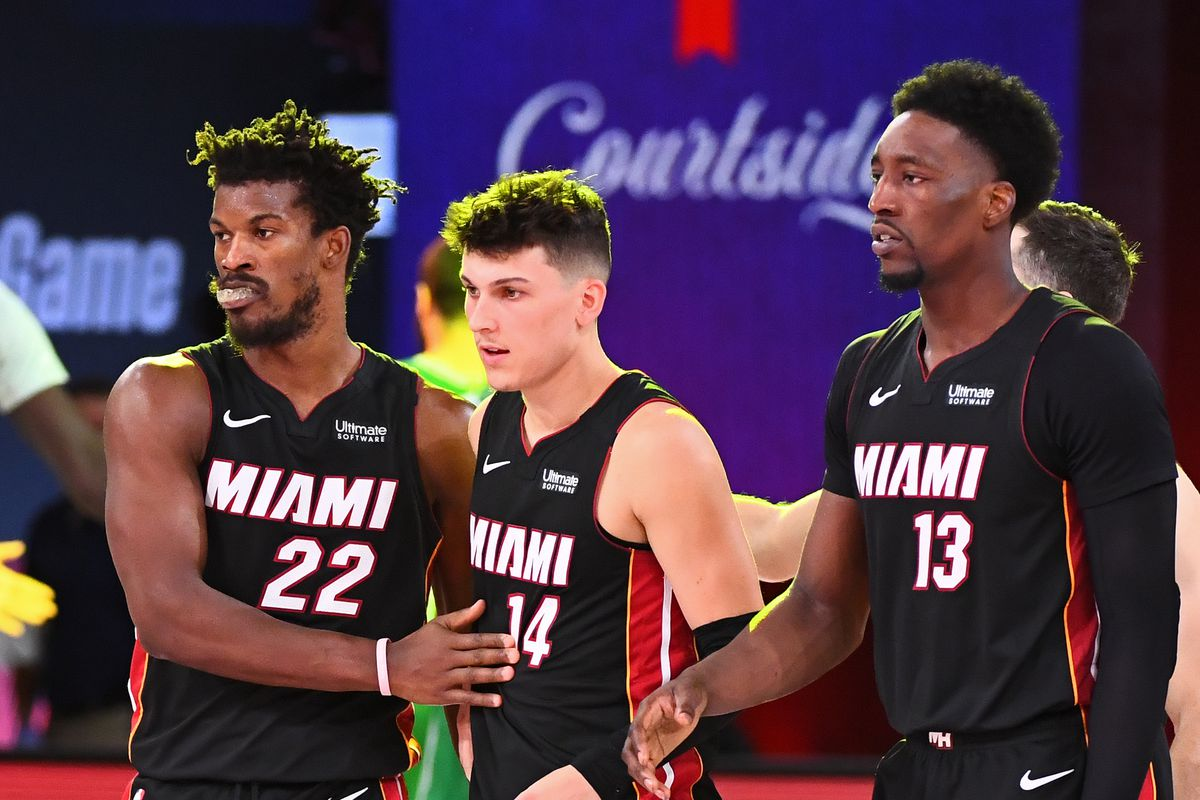 RECONSTRUCTED: A Preview of the 2020-21 Miami Heat - Back Sports Page