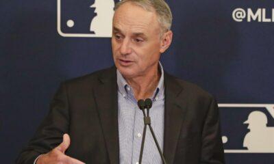Rob Manfred Major League Baseball
