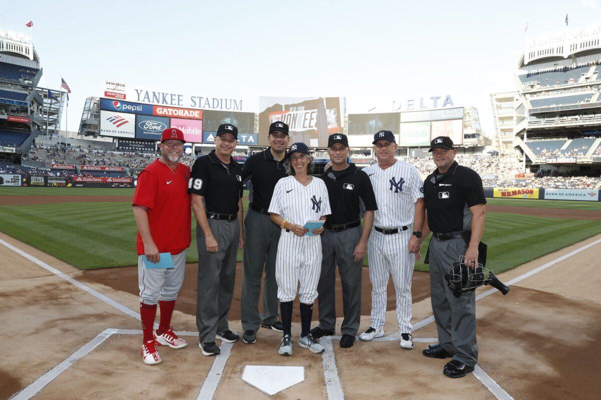 New York Yankees HOPE Week