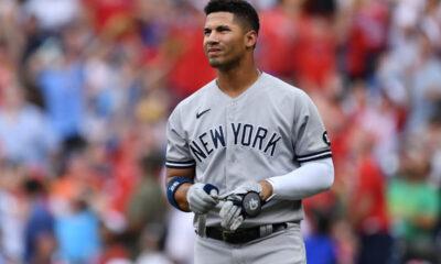 Gleyber Torres New York Yankees AL East