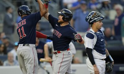 AL East Boston Red Sox