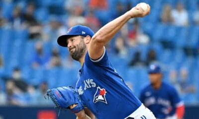 Robbie Ray Cy Young Toronto Blue Jays