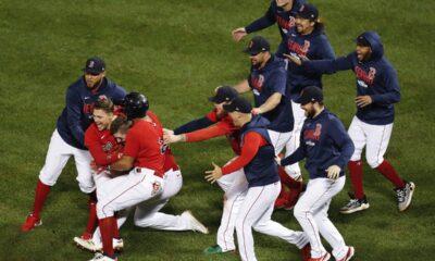 Boston Red Sox NLDS