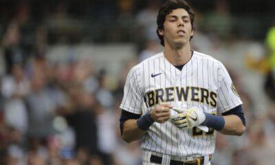 Christian Yelich Milwaukee Brewers