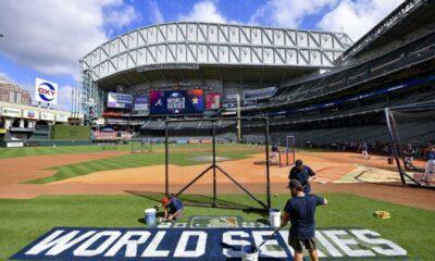 2021 World Series Astros Braves