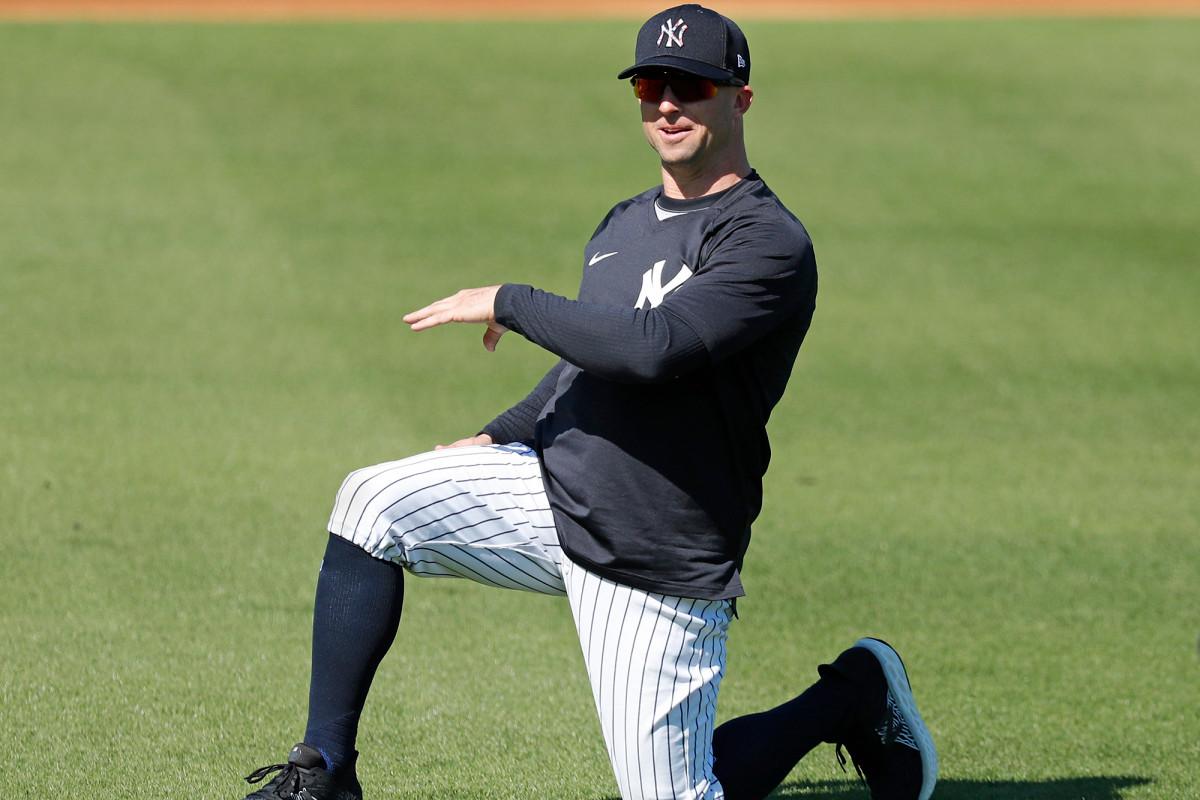 Yankees Brett Gardner
