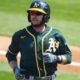 A's Jed Lowrie