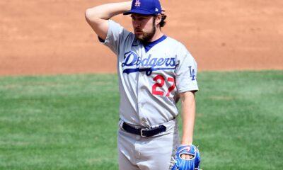 Dodgers Trevor Bauer