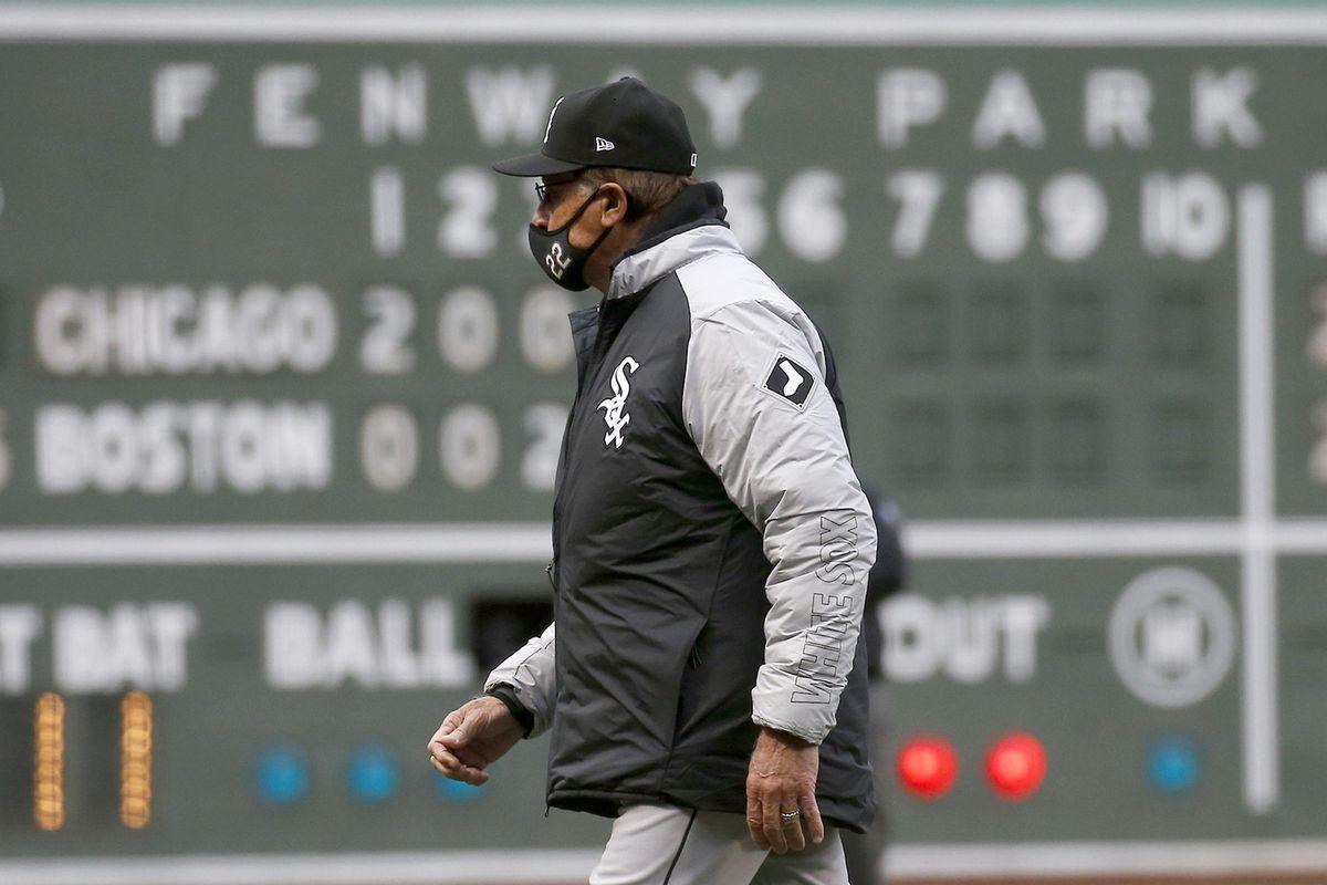 Tony La Russa MLB Chicago White Sox