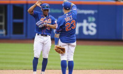 New York Mets Francisco Lindor Javy Baez
