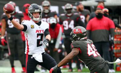 Atlanta Falcons Take On The Bucs